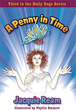Book cover of A Penny in Time