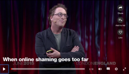 Online Shaming Video Screenshot