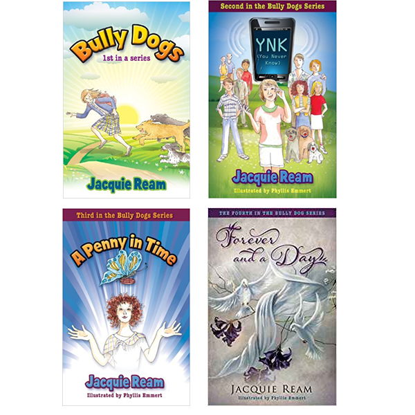 BullyDog_Series_Covers